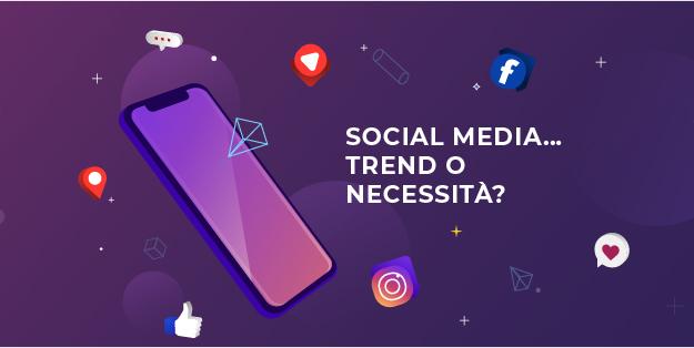 social media trend or necessity